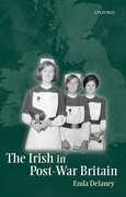 Cover for The Irish in Post-War Britain
