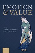 Cover for Emotion and Value