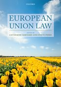 Cover for European Union Law