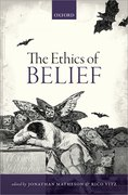 Cover for The Ethics of Belief