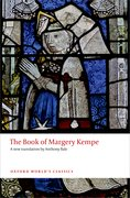 Cover for The Book of Margery Kempe