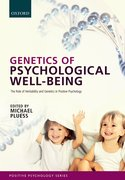 Cover for Genetics of Psychological Well-Being