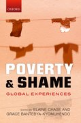 Cover for Poverty and Shame