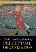Cover for The Oxford Handbook of Perceptual Organization