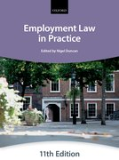 Employment Law in Practice