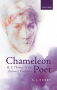 Cover for Chameleon Poet