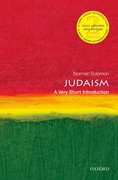 Cover for Judaism: A Very Short Introduction