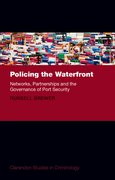 Cover for Policing the Waterfront
