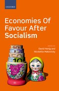 Cover for Economies of Favour after Socialism