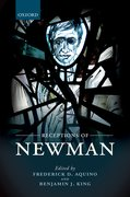 Cover for Receptions of Newman