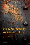 Cover for From Normativity to Responsibility