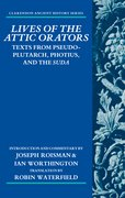 Cover for Lives of the Attic Orators