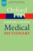 Cover for Concise Colour Medical Dictionary