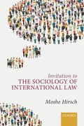 Cover for Invitation to the Sociology of International Law