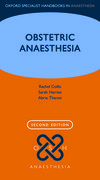 Cover for Obstetric Anaesthesia