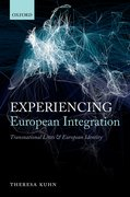 Cover for Experiencing European Integration