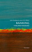Cover for Banking: A Very Short Introduction