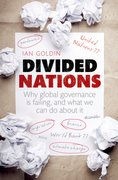 Cover for Divided Nations