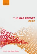 Cover for The War Report