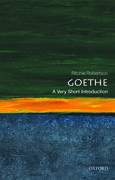 Cover for Goethe: A Very Short Introduction
