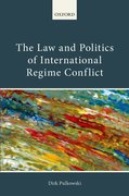 Cover for The Law and Politics of International Regime Conflict