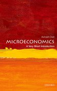 Cover for Microeconomics: A Very Short Introduction