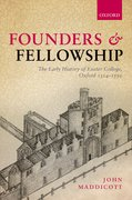 Cover for Founders and Fellowship
