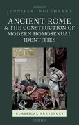 Cover for Ancient Rome and the Construction of Modern Homosexual Identities