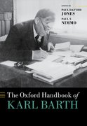Cover for The Oxford Handbook of Karl Barth