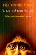 Cover for So You Think You