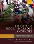 Cover for The Survey of Pidgin and Creole Languages Volume III Contact Languages Based on Languages from Africa, Australia, and the Americas