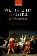 Cover for Virtue, Rules, and Justice