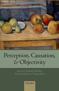 Cover for Perception, Causation, and Objectivity