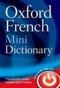 Cover for Oxford French Mini Dictionary