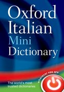 Cover for Oxford Italian Mini Dictionary