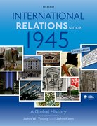 Cover for International Relations Since 1945