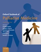 Cover for Oxford Textbook of Palliative Medicine Online