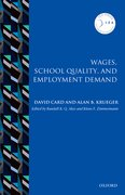 Cover for Wages, School Quality, and Employment Demand