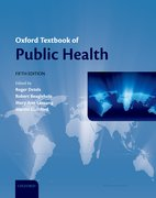 Cover for Oxford Textbook of Public Health