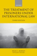 Cover for The Treatment of Prisoners under International Law