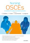 Cover for Nursing OSCEs