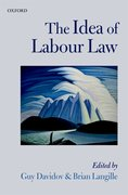 Cover for The Idea of Labour Law