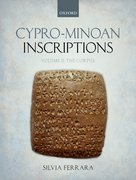 Cypro-Minoan Inscriptions Volume 2: The Corpus