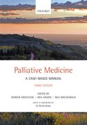 Cover for Palliative Medicine