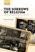 Cover for The Sorrows of Belgium