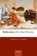 Cover for Reflections On How We Live
