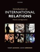 Cover for Introduction to International Relations