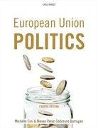 Cini & Perez-Solorzano Borragan: European Union Politics 4e