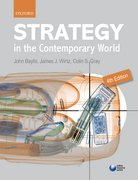 Baylis, Wirtz & Gray: Strategy in the Contemporary World 4e