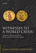 Cover for Witnesses to a World Crisis